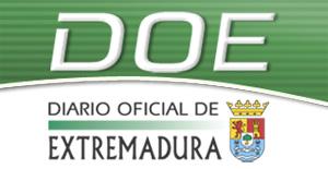 Autopromocionales Diario Oficial de Extremadura