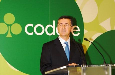José Antonio Martínez Sampedrotro, actual presidente de Codere