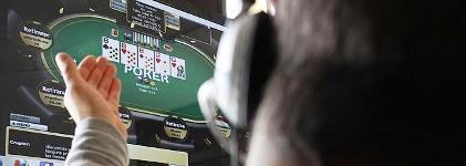 Póquer online