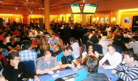Poker Room del Casino Marbella