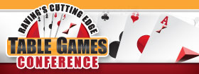 Logo del Table Games Conference