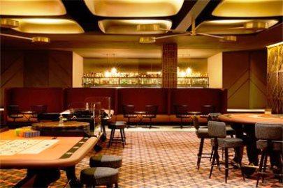 Una de las salas de Casino de Ibiza