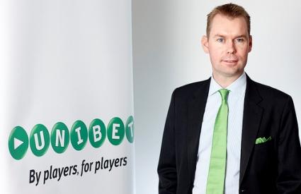 Henrik Tjärnström, CEO de Unibet