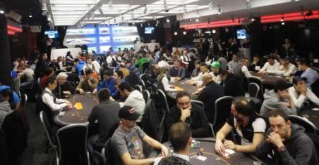 Torneo de poker del Casino Cirsa Valencia