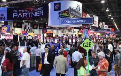 La Global Gaming Expo (G2E) comenzó ayer