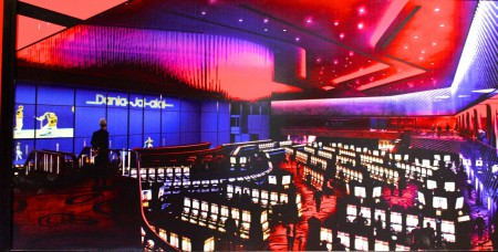 >Casino Dania Jai-Alai de Florida