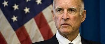 Jerry Bronw, Gobernador del Estado de California