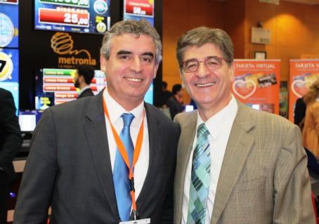 José María Casas y Félx Sánchez