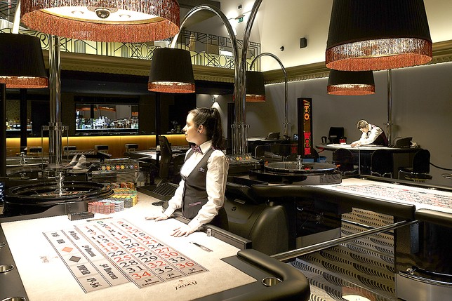 Casino roxy valladolid
